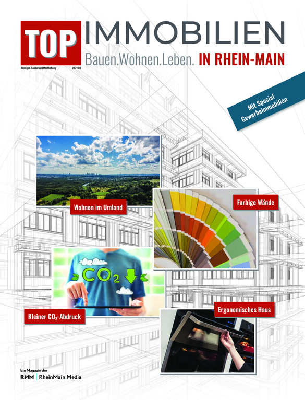 TOP Immobilien - Bauen.Wohnen.Leben. in Rhein-Main vom Mittwoch, 15.09.2021