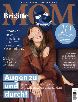 Brigitte MOM vom Samstag, 18.09.2021